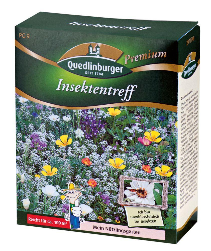 "premium Blütensamen Bienen und Hummelmagnet /""Mein Nützlingsgarten/"" Blumensamen"
